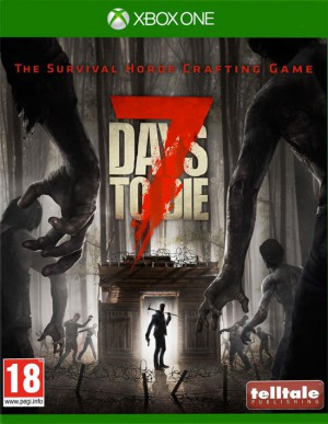 Copertina 7 Days to Die - Xbox One