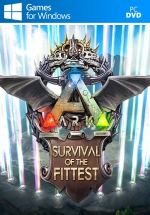 Copertina ARK: Survival of the Fittest - PC