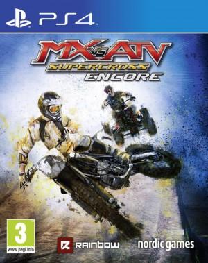 Copertina MX vs ATV: Supercross - PS4