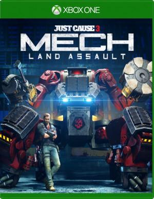 Copertina Just Cause 3 - Mech Land Assault DLC - Xbox One