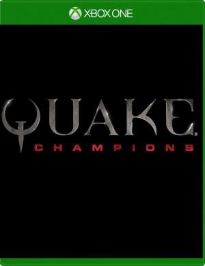 Copertina Quake Champions - Xbox One