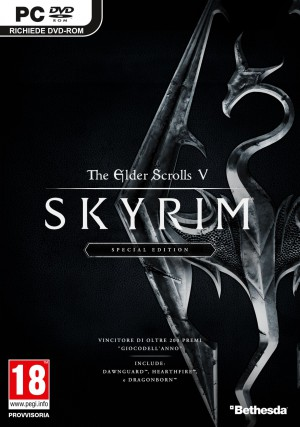 Copertina The Elder Scrolls V: Skyrim - Special Edition - PC