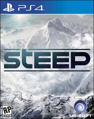 Copertina Steep - PS4