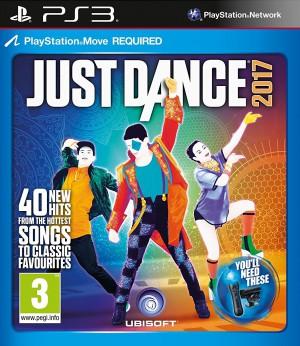 Copertina Just Dance 2017 - PS3