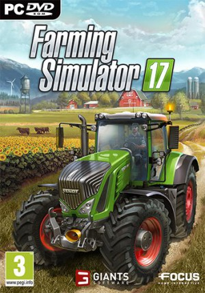 Copertina Farming Simulator 17 - PC
