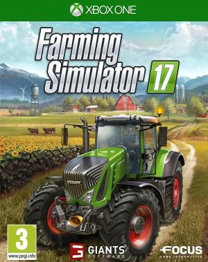 Copertina Farming Simulator 17 - Xbox One