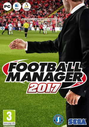 Copertina Football Manager 2017 - PC
