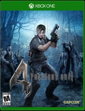 Copertina Resident Evil 4 Remastered - Xbox One