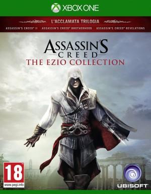 Copertina Assassin's Creed Ezio Collection - Xbox One
