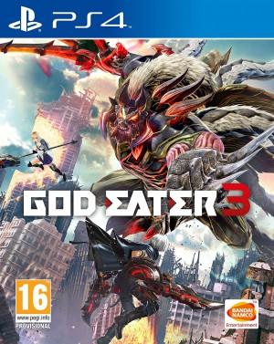Copertina God Eater 3 - PS4