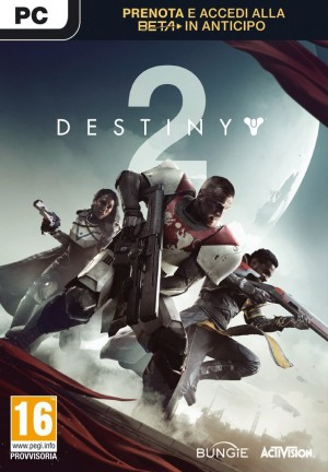 Copertina Destiny 2 - PC