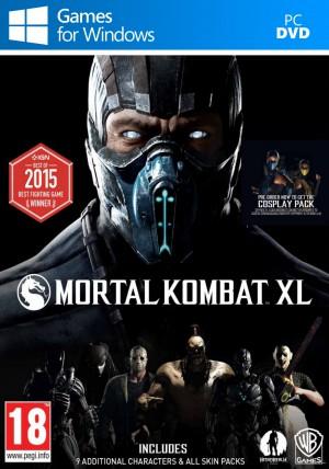 Copertina Mortal Kombat XL - PC