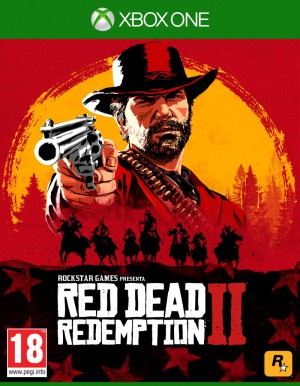 Copertina Red Dead Redemption 2 - Xbox One