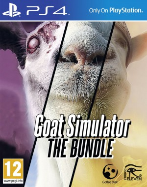 Copertina Goat Simulator: The Bundle - PS4
