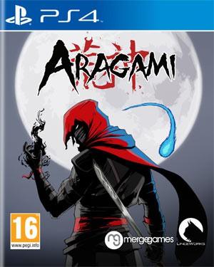 Copertina Aragami - PS4