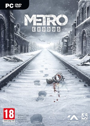 Copertina Metro Exodus - PC