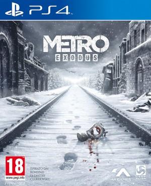 Copertina Metro Exodus - PS4