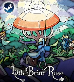 Copertina Little Briar Rose - PC