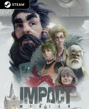 Copertina Impact Winter - PC