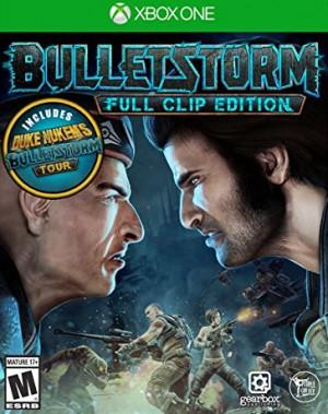 Copertina Bulletstorm: Full Clip Edition - Xbox One
