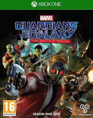Copertina Guardians of the Galaxy - The TellTale Series - Xbox One