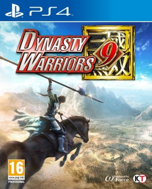 Copertina Dynasty Warriors 9 - PS4