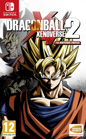 Copertina Dragon Ball Xenoverse 2 - Switch