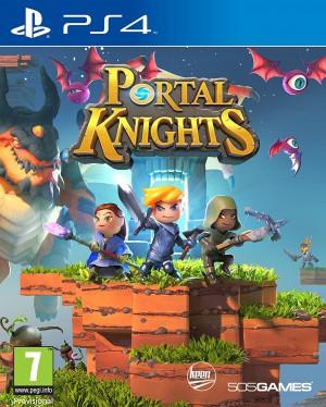 Copertina Portal Knights - PS4