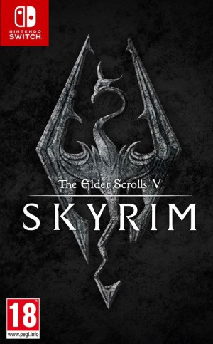 Copertina The Elder Scrolls V: Skyrim - Special Edition - Switch