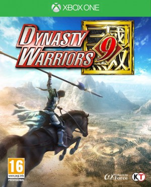 Copertina Dynasty Warriors 9 - Xbox One