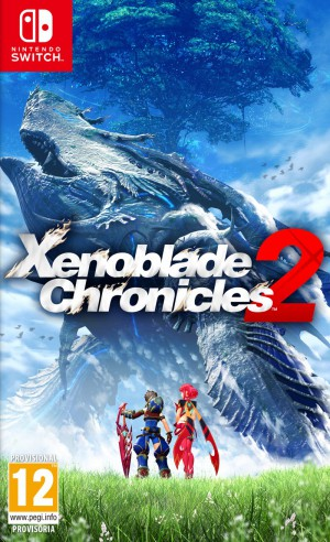 Copertina Xenoblade Chronicles 2 - Switch