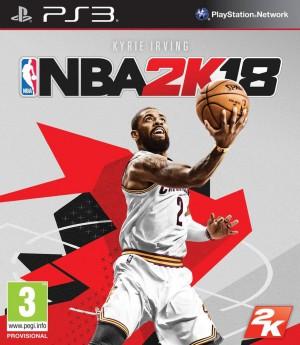 Copertina NBA 2K18 - PS3