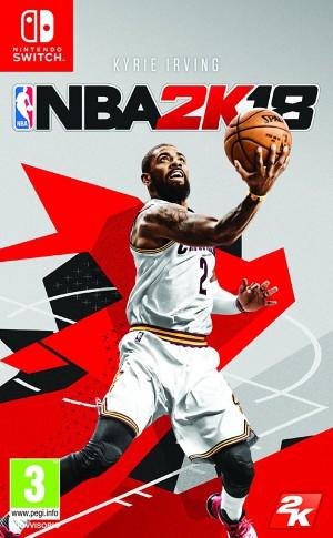 Copertina NBA 2K18 - Switch