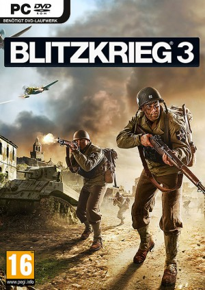 Copertina Blitzkrieg 3 2017 Edition - PC
