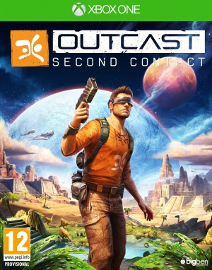 Copertina Outcast - Second Contact - Xbox One
