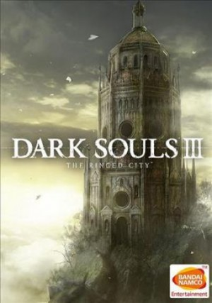 Copertina Dark Souls III - The Ringed City - PS4