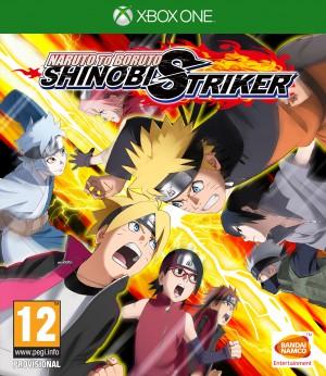 Copertina Naruto to Boruto: Shinobi Striker - Xbox One