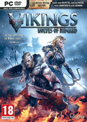 Copertina Vikings: Wolves of Midgard - PC