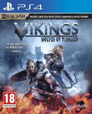 Copertina Vikings: Wolves of Midgard - PS4