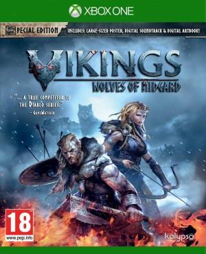 Copertina Vikings: Wolves of Midgard - Xbox One