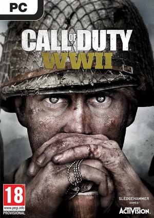 Copertina Call of Duty: WWII - PC