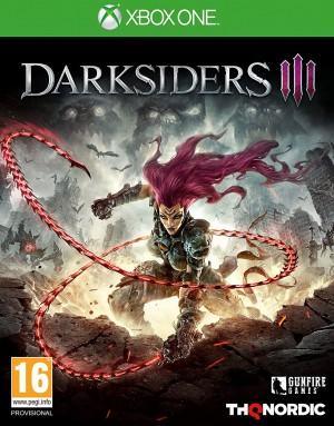 Copertina Darksiders 3 - Xbox One