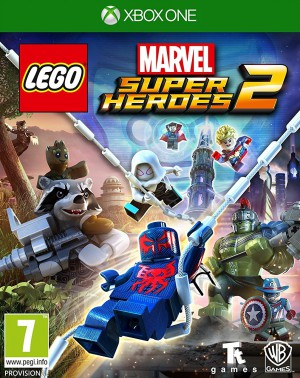 Copertina LEGO Marvel Super Heroes 2 - Xbox One
