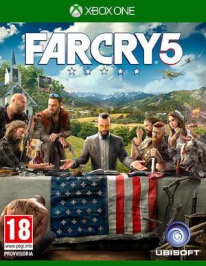 Copertina Far Cry 5 - Xbox One