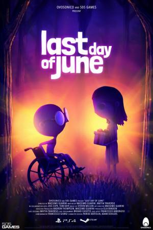 Copertina Last Day of June - PS4