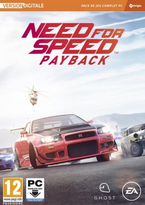 Copertina Need For Speed Payback - PC