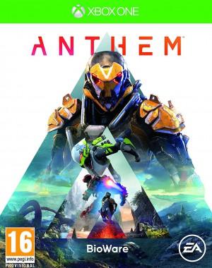 Copertina Anthem - Xbox One