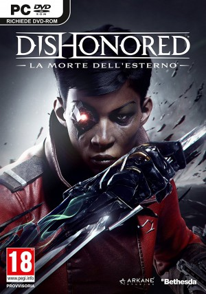 Copertina Dishonored: La Morte dell'Esterno - PC