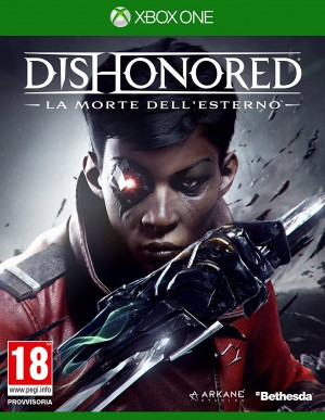 Copertina Dishonored: La Morte dell'Esterno - Xbox One