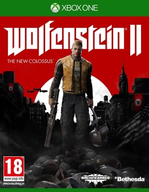 Copertina Wolfenstein II: The New Colossus - Xbox One